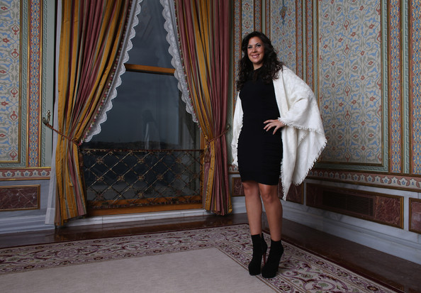 Marion Bartoli of France poses for a portrait during previews for the TEB BNP Paribas WTA Championships - Istanbul on October 21, 2012 in Istanbul, Turkey.