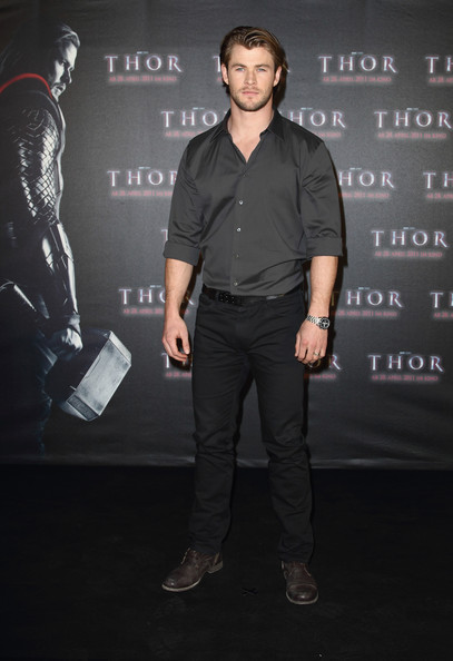 Chris Hemsworth attends the THOR - Munich photocall at Hotel Bayerischer Hof on April 13, 2011 in Munich, Germany.