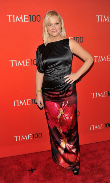 Actress Amy Poehler attends the TIME 100 Gala, TIME'S 100 Most Influential People In The World at Frederick P. Rose Hall, Jazz at Lincoln Center on April 26, 2011 in New York City.