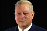 Former Vice-President Al Gore poses at the TIME 100 Health Summit at Pier 17 on October 17, 2019 in New York City.