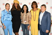 Gayle King Edward Felsenthal Photos Photo