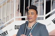 Bernice King attends the TIME Launch Event for The March VR Exhibit at the DuSable Museum on February 26, 2020 in Chicago, Illinois.