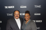 Martin Luther King III Photos Photo