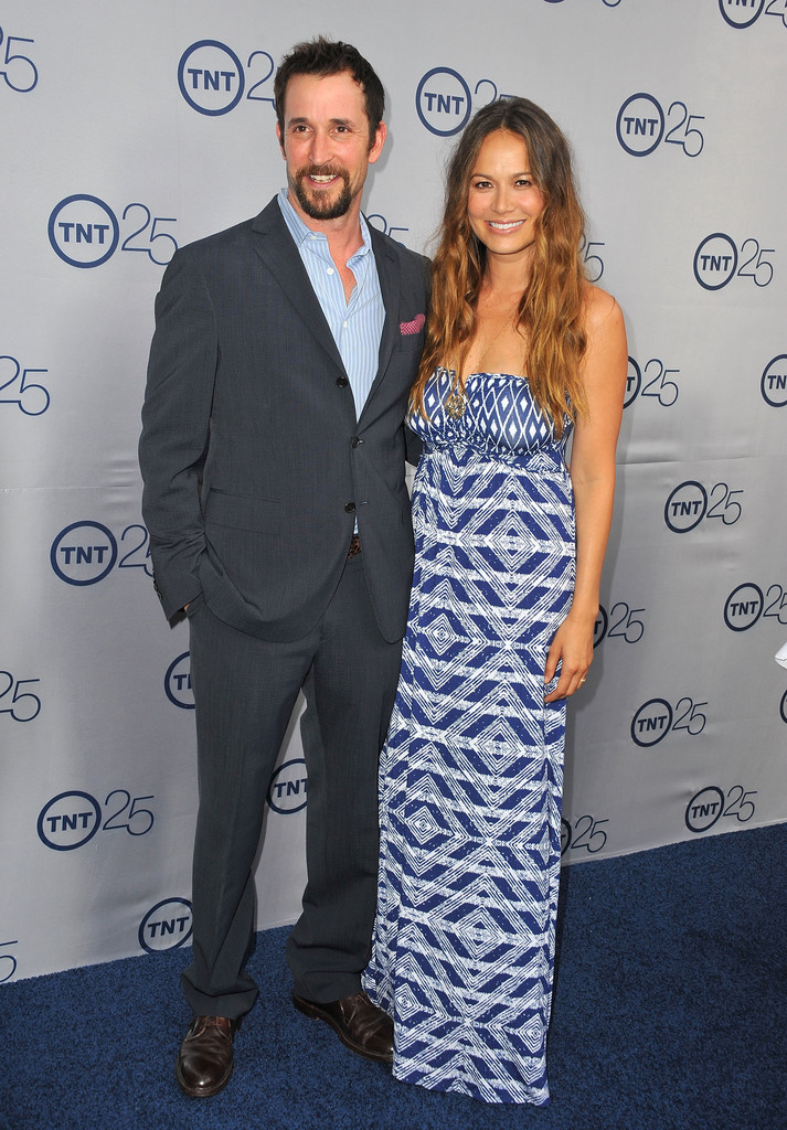 Noah Wyle Photos Photos - Arrivals at TNT's 25th ...