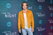 """Chris Pine attends TNT's """"I Am The Night"""" FYC Event on May 9, 2019 in North Hollywood, California."""