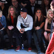 Russell Simmon TRESemme At Charlotte Ronson - Front Row - Fall 2012 Mercedes-Benz Fashion Week