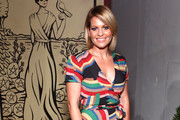 Model Candace Cameron-Bure attends the Alice + Olivia by Stacey Bendet Spring/Summer 2017 Presentation during New York Fashion Week September 2016 at The Gallery, Skylight at Clarkson Sq on September 13, 2016 in New York City.