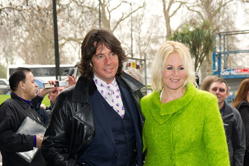 Jackie Llewelyn-Bowen The TRIC Awards 2012 - Outside Arrivals