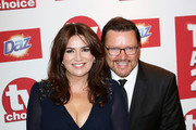 Debbie Rush and Ian Puleston Davies attends the TV Choice awards 2012 at The Dorchester on September 10, 2012 in London, England.