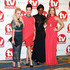 Nikki Sanderson Jacqueline Boatswain Photos - Jorgie Porter, Zoe Lucker, Jacqueline Boatswain and Nikki Sanderson attend the TV Choice Awards 2015 at Hilton Park Lane on September 7, 2015 in London, England. - TV Choice Awards - Red Carpet Arrivals