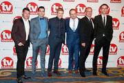 Mark Charnock and Danny Miller Photos Photo