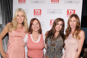 (L-R) Aviva Drescher, Caroline Manzo, Jacqueline Laurita and Carole Radziwill attend the TV Guide Magazine & Andy Cohen Book Signing Party on June 21, 2012 in New York City.