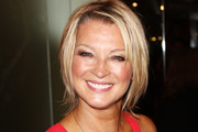 **UK TABLOID NEWSPAPERS OUT** Gillian Taylforth attends the TV Quick & TV Choice Awards champagne reception held at The Dorchester on September 7, 2009 in London, England.