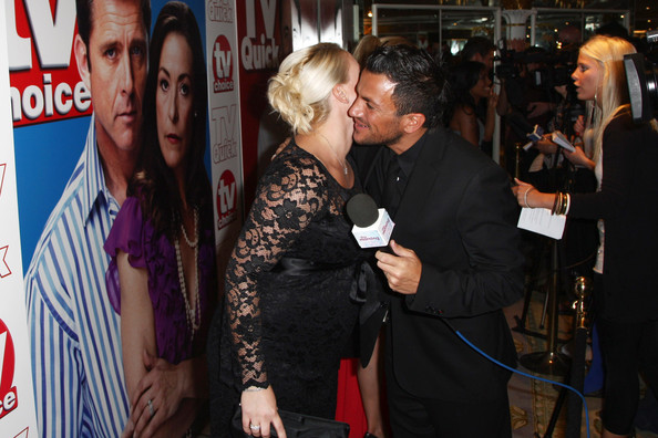 TV Quick & TV Choice Awards - Champagne Reception