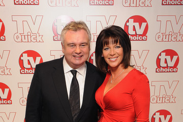 Eamon Holmes TV Quick & TV Choice Awards - Red Carpet Arrivals