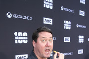Doug Benson arrives at The Walking Dead 100th Episode Premiere and Party on October 22, 2017 in Los Angeles, California.