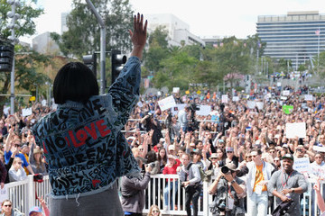 Ta'Rhonda Jones March For Our Lives Los Angeles