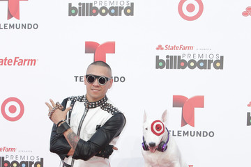 Taboo Arrivals at the Billboard Latin Music Awards