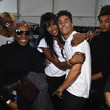 Naomi Campbell Quincy Photos
