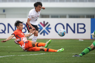 Tadanari Lee Jeju United FC  v Urawa Red Diamonds - AFC Champions League Round Of 16