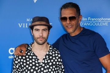 Tahar Rahim 10th Angouleme French-Speaking Film Festival : Day Three
