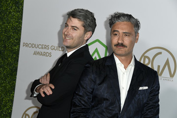Taika Waititi Carthew Neal 31st Annual Producers Guild Awards - Arrivals