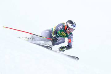 Taina Barioz AUDI FIS Ski World Cup Soelden Ladies' Giant Slalom
