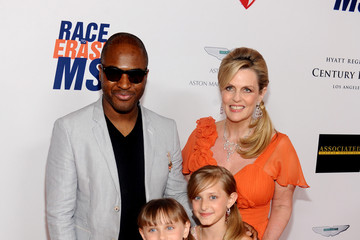 "Taio Cruz 20th Annual Race To Erase MS Gala ""Love To Erase MS"" - Red Carpet"