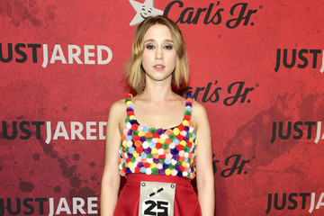 Taissa Farmiga Stars Attend Just Jared's 7th Annual Halloween Party