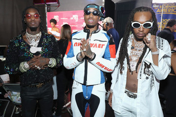Takeoff 2017 BET Awards - Backstage