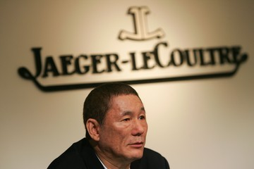 Takeshi Kitano In Focus: 10 Years 10 Filmakers - Jaeger-LeCoultre Glory to the Filmmaker in Venice