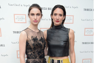 Tali Lennox New York Academy of Art's Tribeca Ball 2016