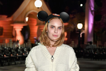 Tallulah Belle Willis Disney Kicks Off 'Mickey The True Original' Campaign In Celebration Of Mickey's 90th Anniversary
