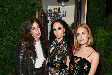 Tallulah Willis Alice + Olivia By Stacey Bendet - Arrivals - September 2017 - New York Fashion Week: The Shows