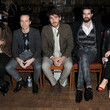 Talulah Harlech Front Row: Day 3 - London Collections: Men AW15