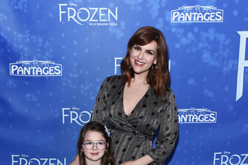 "Talulah Rue Price LA Premiere Of ""Frozen"" At Hollywood Pantages Theatre"