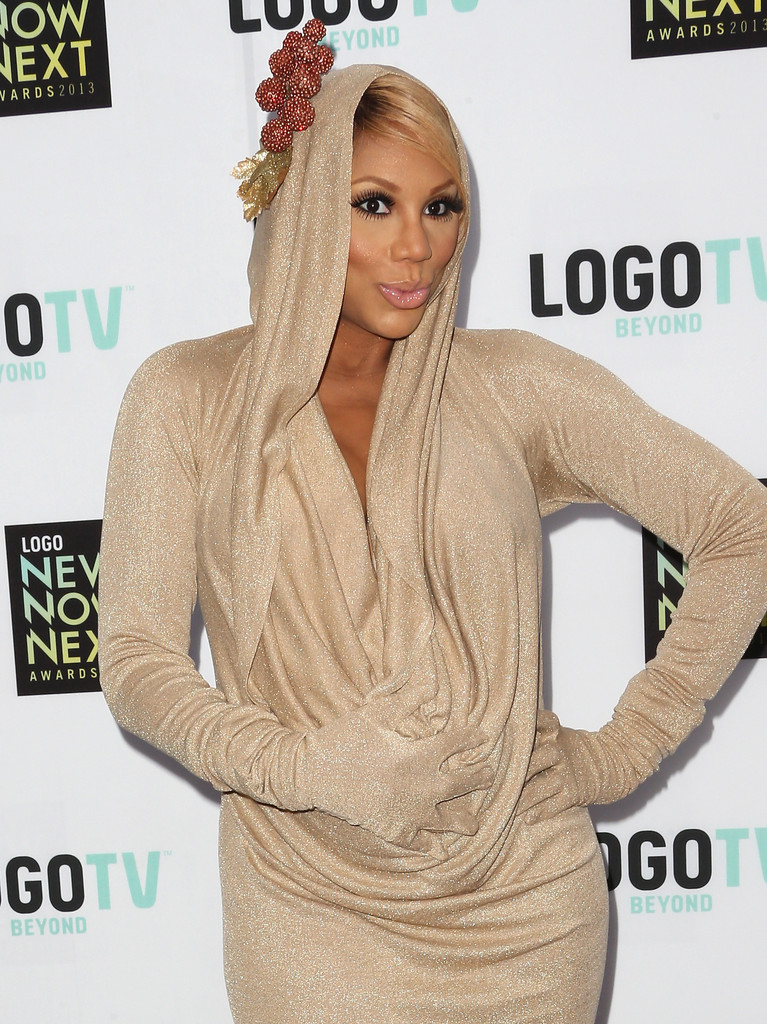Tamar Braxton - 2013 NewNowNext Awards - Red Carpet