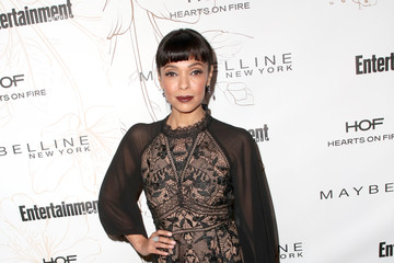 Tamara Taylor Entertainment Weekly Hosts Celebration Honoring Nominees for the Screen Actors Guild Awards - Arrivals