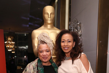 Tamara Tunie Oscar Night New York Viewing Party Hosted by the Academy of Motion Picture Arts and Sciences at the Rainbow Room