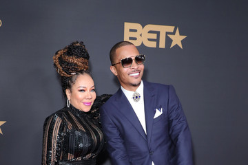 Tameka Cottle BET Presents The 51st NAACP Image Awards - Red Carpet