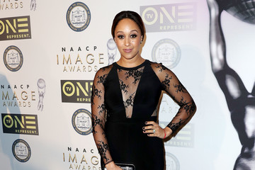 Tamera Mowry-Housley 48th NAACP Image Awards Non-Televised Awards Ceremony