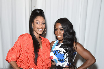 Tami Roman WE Tv Celebrates The 100th Episode Of The 'Marriage Boot Camp'