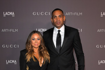 Tamia Hill 2017 LACMA Art + Film Gala Honoring Mark Bradford and George Lucas Presented by Gucci - Red Carpet
