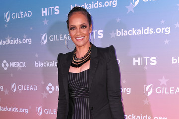 Tammy Townsend The Black AIDS Institute's 2018 Hosts Heroes In The Struggle Gala - Arrivals