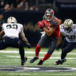 Vincent Jackson and Kenny Vaccaro Photos