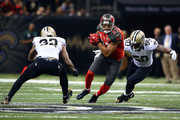Vincent Jackson and Kenny Vaccaro Photos Photo