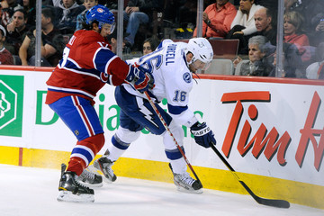 Chris Campoli Tampa Bay Lightning v Montreal Canadiens