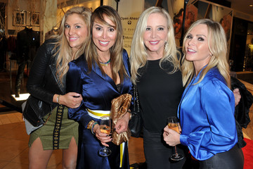 Tamra Judge House Of Sillage Holiday Boutique Launch