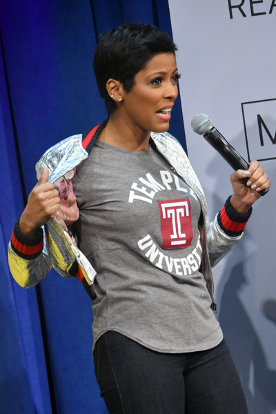 tamron hall photos mtv s 2017 college signing day with michelle