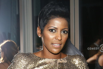 Tamron Hall Comedy Central's 'The Daily Show with Trevor Noah' Premiere Party Event